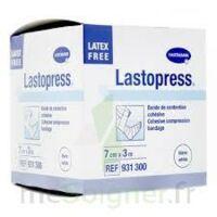 Lastopress® Bande De Compression Cohésive 10 Cm X 3,5 Mètres - Coloris Blanc à Lherm