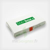 Stéribox Kit Prévention Et Hygiène Pour Les Toxicomanes Avec Seringues 100ui/ml à Lherm