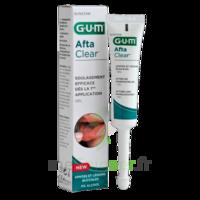 Gum Aftaclear Gel Aphtes Lésions Buccales 10ml à Lherm