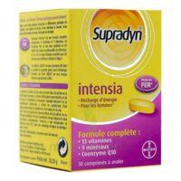 Supradyn Intensia Comprimés B/30 à Lherm
