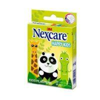 Nexcare Sensitive Soft Happy Kids Pansements Microporeux Animaux 2 Tailles B/20 à Lherm
