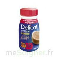Delical Boisson Hp Hc Concentree Nutriment Café 4bouteilles/200ml à Lherm