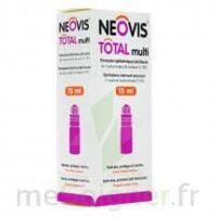 NEOVIS TOTAL MULTI S ophtalmique lubrifiante pour instillation oculaire Fl/15ml à Lherm
