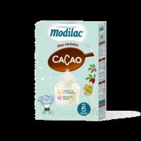 Modilac Céréales Farine Cacao à partir de 6 mois B/300g à Lherm