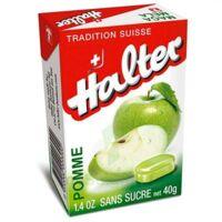 Halter Sans Sucre Bonbon Pomme B/40g à Lherm