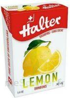 Halter Sans Sucre Bonbon Citron B/40g à Lherm