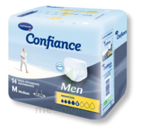 Confiance Men Slip absorbant jetable absorption 5 Gouttes Medium Sachet/14 à Lherm