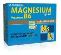 Arkovital Magnésium Vitamine B6 Gélules 2b/60 à Lherm