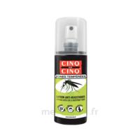 Cinq Sur Cinq Zones Tempérées Lotion Anti-moustique 100ml à Lherm