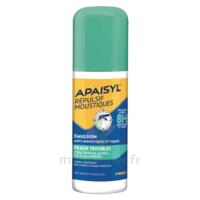 Apaisyl Répulsif Moustiques Emulsion peaux sensibles 90ml à Lherm