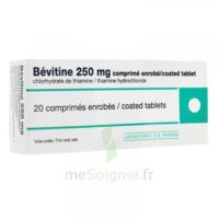 BEVITINE 250 mg Cpr enr Plq/20 à Lherm