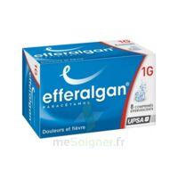 EFFERALGANMED 1 g Cpr eff T/8 à Lherm
