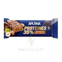 Apurna Barre Hyperprotéinée Crunchy Chocolat Noisette 45g à Lherm