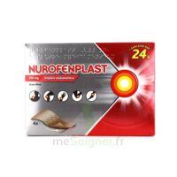 NUROFENPLAST 200 mg Emplâtre médic 4Sach à Lherm