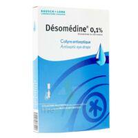 Desomedine 0,1 % Collyre Sol 10fl/0,6ml à Lherm