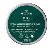 Nuxe Bio Déodorant Baume Fraîcheur 24h Toutes Peaux Pot/50g à Lherm