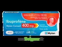 Ibuprofene Mylan Conseil 400mg, Comprimés Pelliculés à Lherm