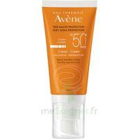 Avène Eau Thermale Solaire Crème 50+ Sans Parfum 50ml à Lherm