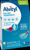 Alvityl Sucette Mal Des Transports B/10 à Lherm