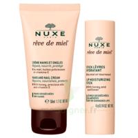 Rêve De Miel Crème Mains Et Ongles + Stick Lèvres Hydratant à Lherm
