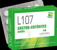 Lehning L107 Comprimés Orodispersibles 2plq Pvc/pvdc/alu/20 à Lherm