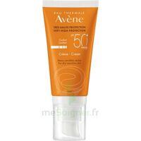 Avène Eau Thermale Solaire Crème 50+ 50ml à Lherm
