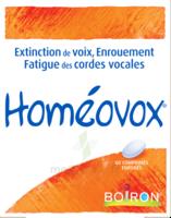 Boiron Homéovox Comprimés à Lherm