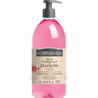Savon De Marseille Liquide Rose 1l à Lherm