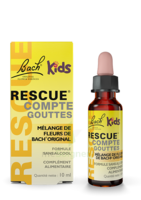 Rescue® Kids Compte-gouttes - 10 Ml à Lherm