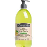 Savon De Marseille Liquide Citron-menthe 1l à Lherm