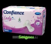 Confiance Lady Protection Anatomique Incontinence 4 Gouttes Sachet/14 à Lherm
