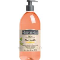 Savon De Marseille Liquide Fleur D'oranger 1l à Lherm