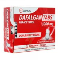Dafalgantabs 1 G Cpr Pell Plq/8 à Lherm