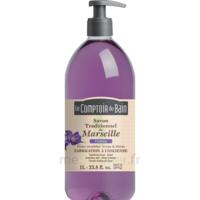 Le Comptoir Du Bain Savon De Marseille Violette 1l à Lherm