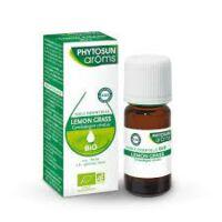 Phytosun Aroms Huile Essentielle Bio Lemongrass Fl/10ml à Lherm