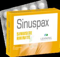 Lehning Sinuspax Comprimés à Croquer 3plq/20 à Lherm