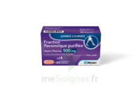 Fraction Flavonoique Mylan Pharma 500mg, Comprimés à Lherm