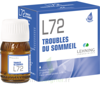 Lehning L72 Solution Buvable En Gouttes 1fl/30ml à Lherm