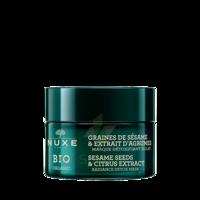 Nuxe Bio Masque Détoxifiant Eclat 50ml à Lherm