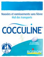 Boiron Cocculine Comprimés Orodispersibles B/40 à Lherm