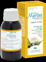 Lehning Myrtine Inhalante solution d'inhalation aux 5 huiles essentielles bio 100ml à Lherm